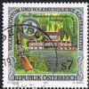 Austria SG2595 2001 Folk Customs and Art (21st series) 7s good/fine used